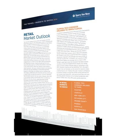 Chandan Retail Outlook Report