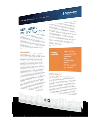 Chandan Real Estate Report