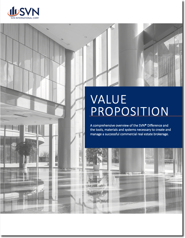 Value Proposition 2020 cover with Shadow